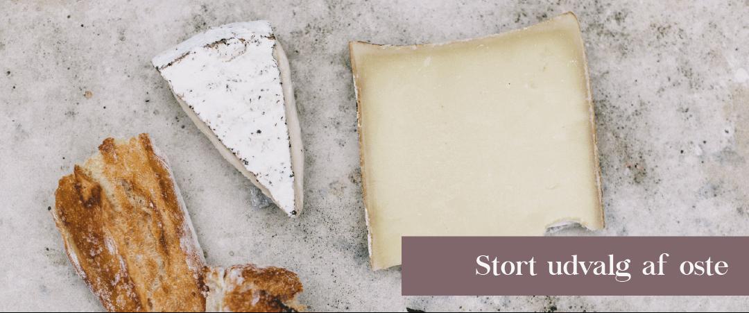 Egnskassen, oste, specialost